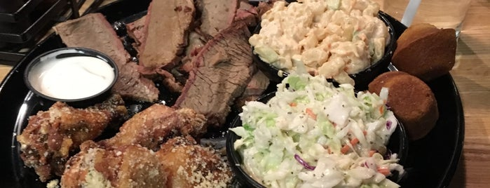 Nickel's Pit BBQ is one of Finger Lakes.