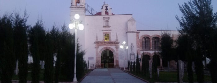 Iglesia de La Preciosa Sangre is one of Ma Guadslupeさんのお気に入りスポット.