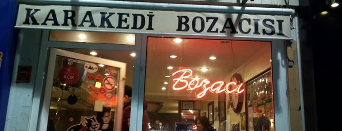 Karakedi Bozacısı is one of Eskisehir.