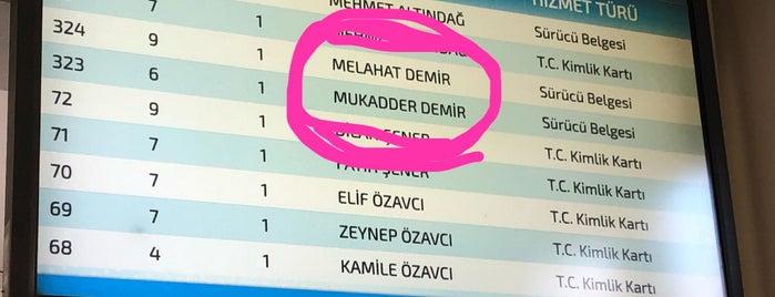 Afyon İl Nüfus Müdürlüğü is one of Orte, die Yalçın gefallen.