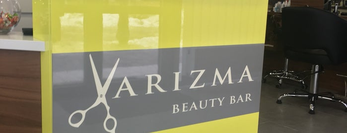 Xarizma beauty bar is one of Виктория 님이 좋아한 장소.