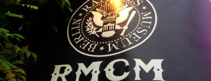 R.M.C.M. Ramones Museum is one of Berlin And More.