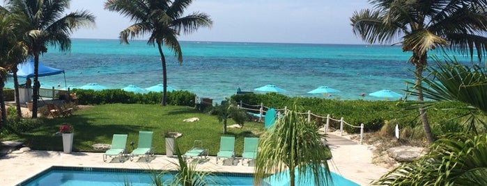 Coral Gardens Hotel Providenciales is one of Lorella 님이 좋아한 장소.