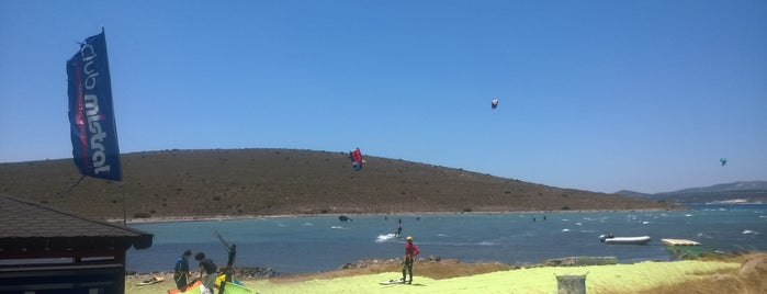 Kite Surf Training Zone is one of Best Of CESME.