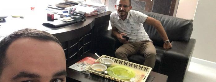 Sunsu Havuz Kimyasallari Ltd. Şti. is one of Yunus : понравившиеся места.