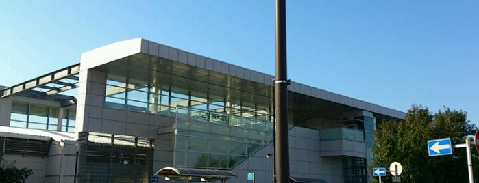 Nishi-Ōmiya Station is one of JR 미나미간토지방역 (JR 南関東地方の駅).