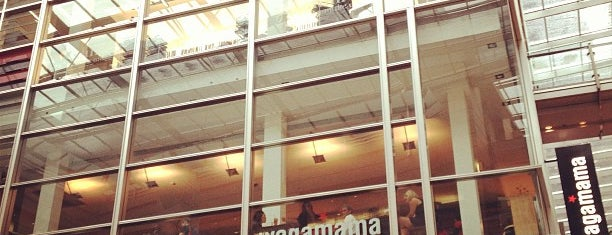 wagamama is one of Essen 12.