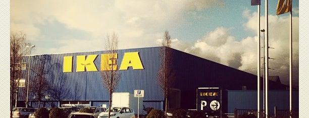 IKEA is one of Виктория'ın Beğendiği Mekanlar.