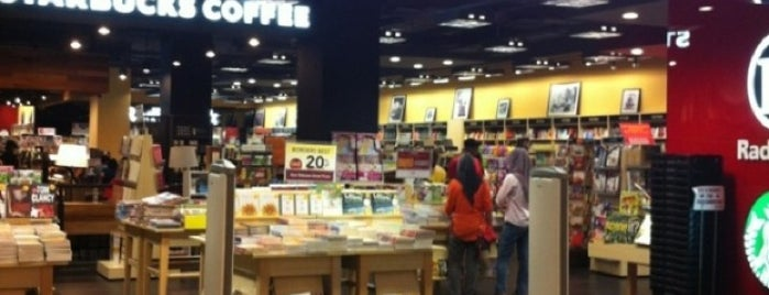 Borders is one of SOUTH EAST ASIA Literary Havens.