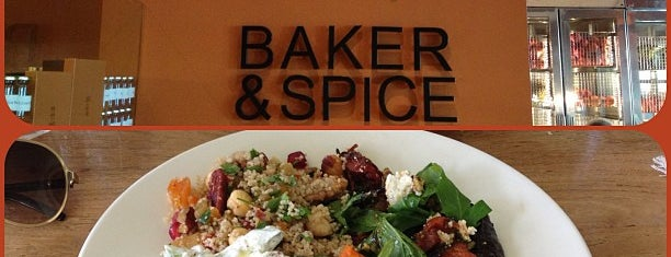 Baker & Spice is one of Dubai #4sqCities.