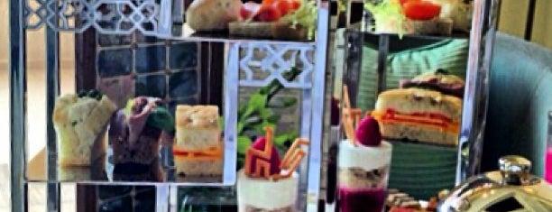 Mashrabiya Lounge is one of Dubai Food 7.