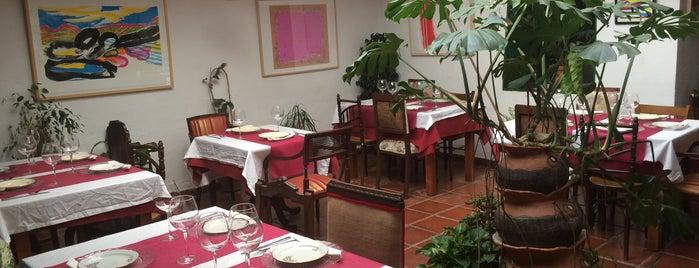 Restaurante Tragaluz is one of granada.