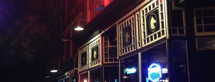 White Horse Tavern is one of Oldest Bars in New York City.