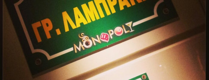 Monopoly is one of CLUB & BARS And Coffee.