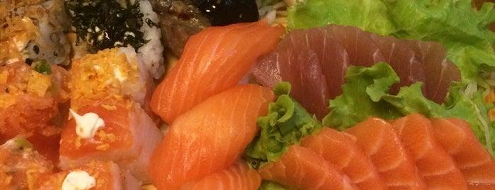 Sushi Naoto is one of Kleber 님이 좋아한 장소.