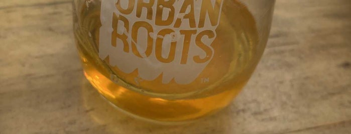 Urban Roots Brewing & Smokehouse is one of Sacramento.