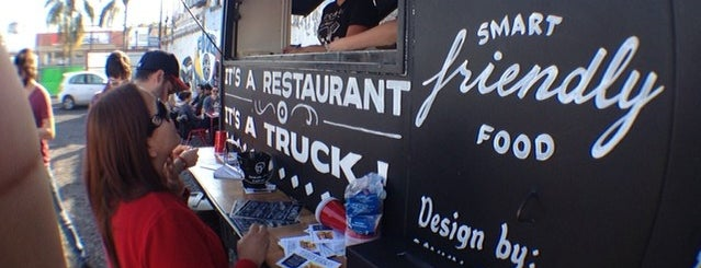Food Truck Park is one of Tragadera.