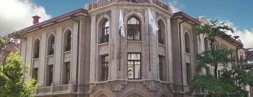 Yunus Emre Enstitüsü is one of MTL : понравившиеся места.