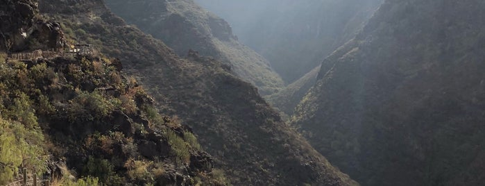 Barranco del Infierno is one of Tenerife.