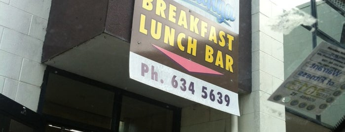 Mahunga Breakfast Lunch Bar is one of NEW ZEALAND.