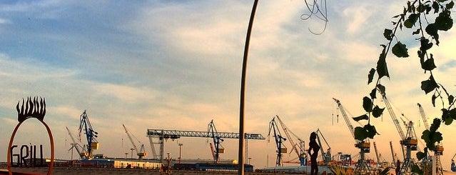 StrandPauli is one of Hamburg 2014.