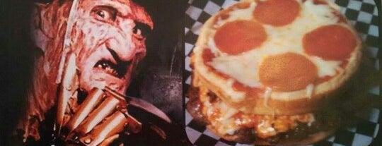 Monster Burgers is one of สถานที่ที่บันทึกไว้ของ Raul.