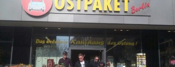 Ostpaket is one of Berlin.