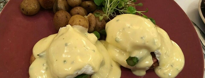 Norma's is one of NYC's Best Eggs Benedict Dishes.