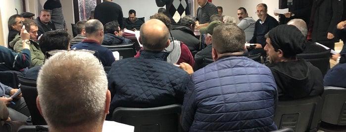Ayvacık Orman İşletme Müdürlüğü is one of Posti che sono piaciuti a Xx.