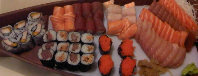 Sushi Naka is one of Comendo bem em Belo Horizonte.
