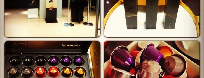Nespresso Boutique is one of Alexandre : понравившиеся места.