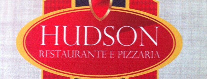 Hudson Restaurante e Pizzaria is one of dofono filho do caçador 님이 좋아한 장소.