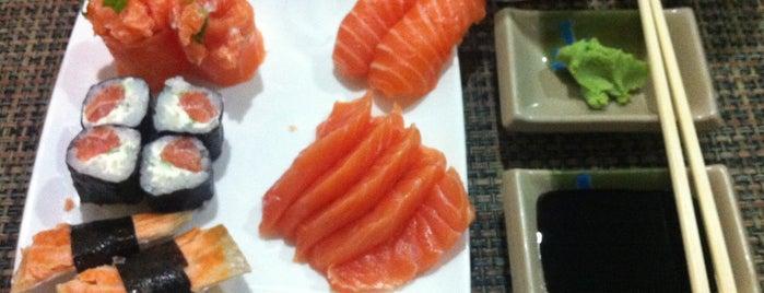 Japan Sushi is one of Comendo bem em Belo Horizonte.