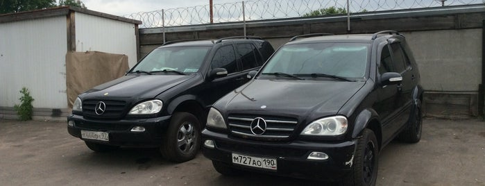Автосервис ML-клуба is one of Maxim'in Beğendiği Mekanlar.