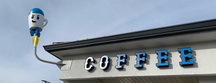 Torpedo Coffee is one of Andrea : понравившиеся места.