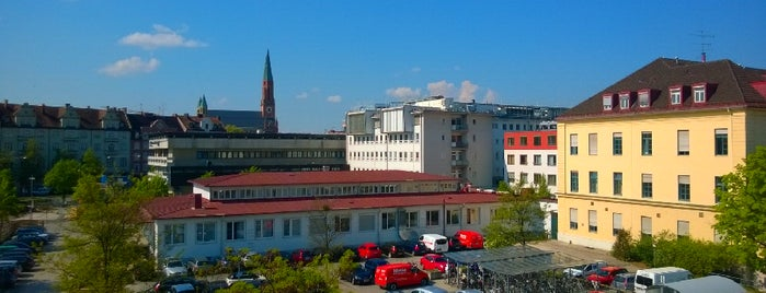 Klinikum rechts der Isar is one of 83さんのお気に入りスポット.