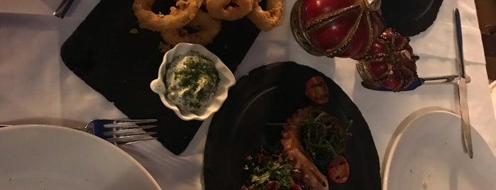 Citrus Restaurant is one of Fethiye/Meğri ⛵️.