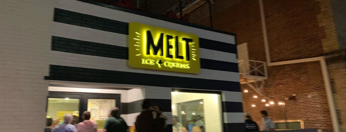 Melt Ice Creams is one of Favorites.