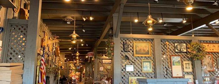 Cracker Barrel Old Country Store is one of West Texas: Midland to El Paso.