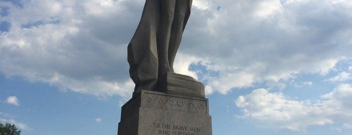Titanic Memorial is one of Washington, DC Wish List.