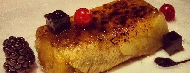La Jacaranda is one of Restaurants.