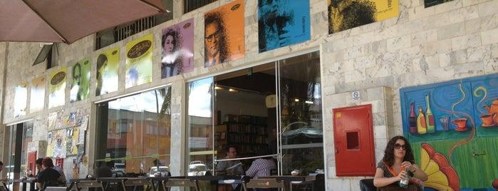 Sebinho Café is one of Brasília Veggie.