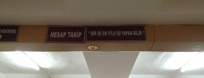 Gebze Vergi Dairesi is one of Yusuf Metin'in Beğendiği Mekanlar.