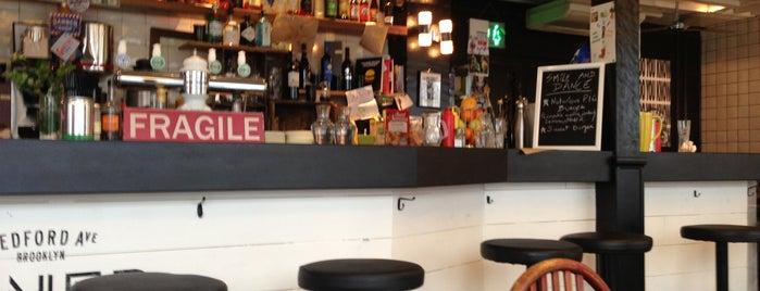 Bedford Diner is one of Paris food.