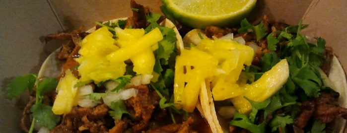 Los Agaves Mexican Street Food is one of Seattle Eats.