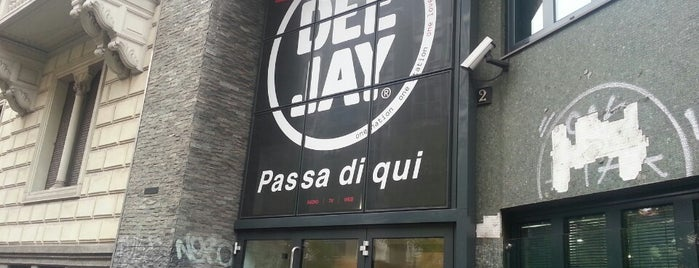 Radio Deejay is one of MILANO.