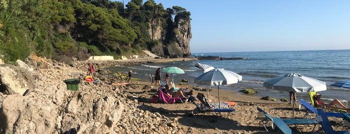 Yaliskari Beach is one of Corfu, Greece.