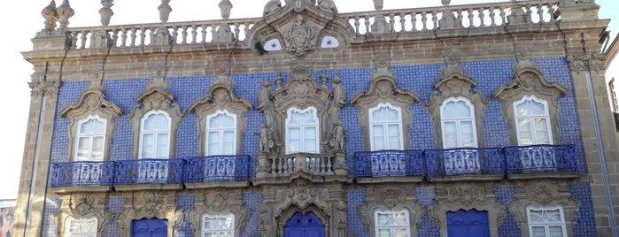Palacio do Raio is one of Braga.