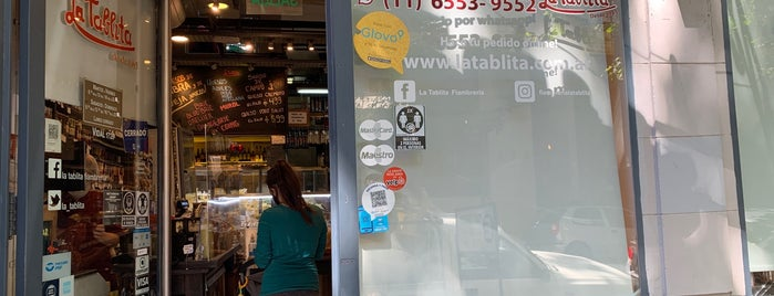La Tablita is one of A Conocer.