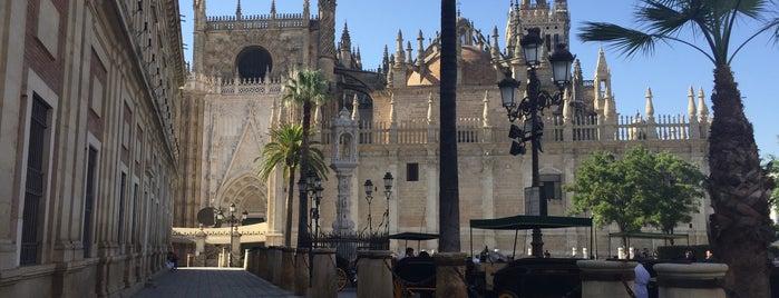 Almiranta is one of Sevilla.